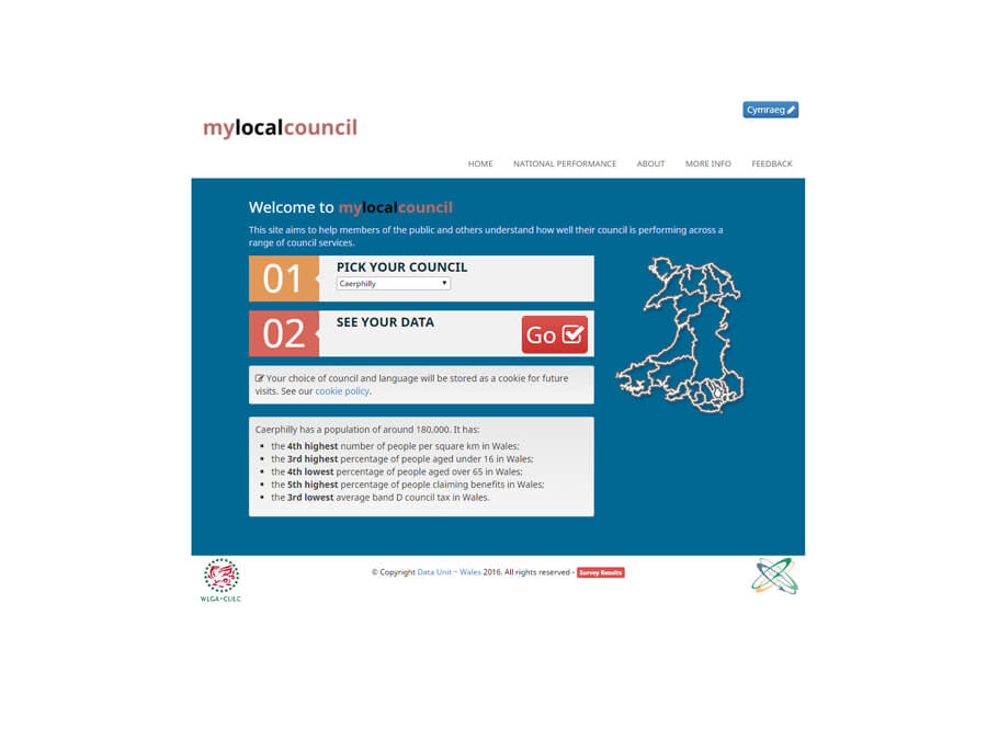 MyLocalCouncil screenshot 1