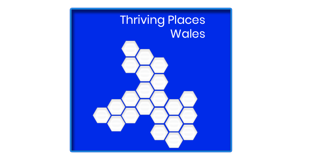 Thriving Places Wales logo